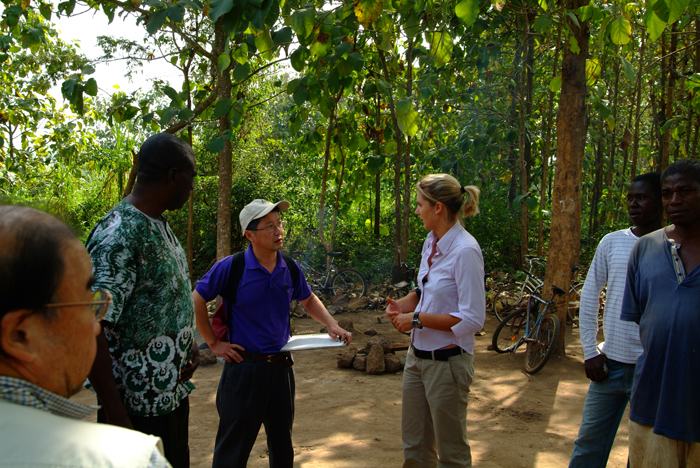 農業という学問分野から「国際協力」を学ぶ